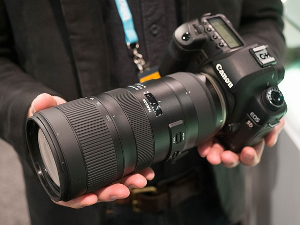 Hands on with Tamron 70-200mm F2.8 and 10-24mm F3.5-4.5 'G2' zooms