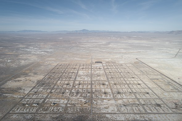 """Professional competition, Landscape, Finalist, 2020: 'Japanese concentration camp site #05' by <a href=""""http://www.changkimphotography.com/"""" rel=""""noopener"""" target=""""_blank"""">Chang Kyun Kim</a> (United States)"""