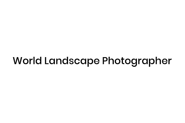 Winning images from the inaugural World Landscape Photographer competition