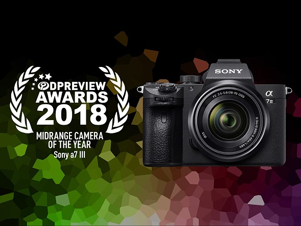 Winner: Sony Alpha a7 III