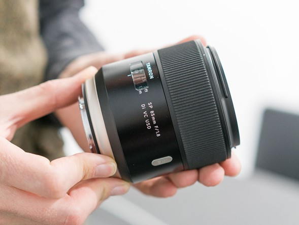 CP+ 2016: Hands-on with Tamron's new SP prime lenses