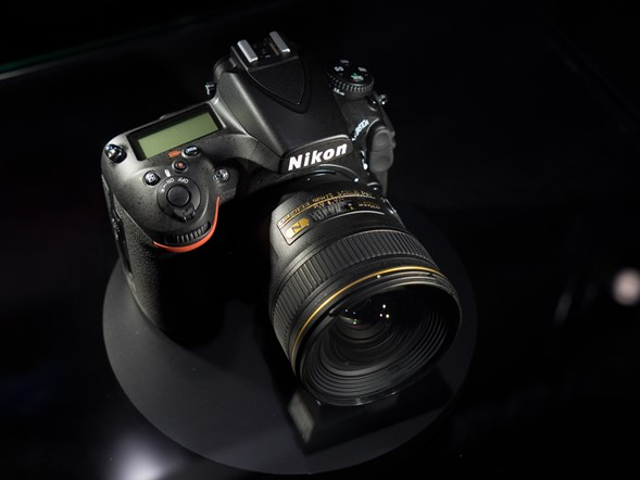 CP+ 2015: Nikon shows off new D810A