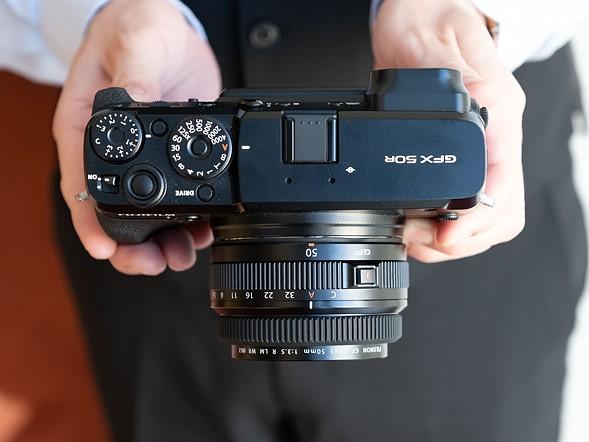 Fujinon GF 50mm F3.5 LM WR