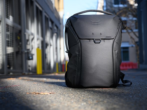 Hands-on with the Peak Design Everyday Backpack V2