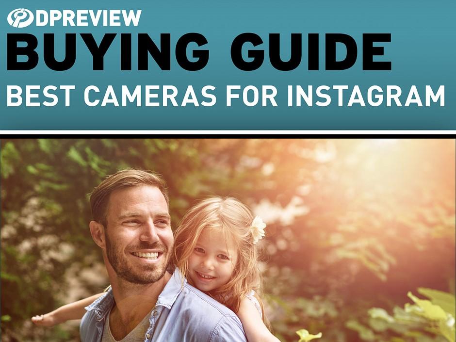 Best cameras for Instagram in 2021