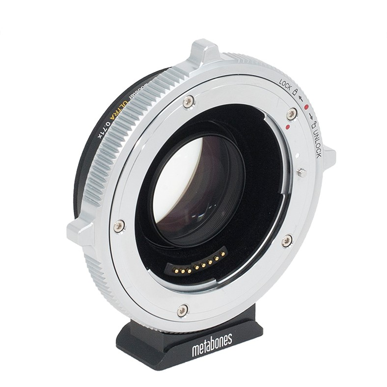Metabones launches four new adapters for attaching Canon lenses to Sony E-mount cameras