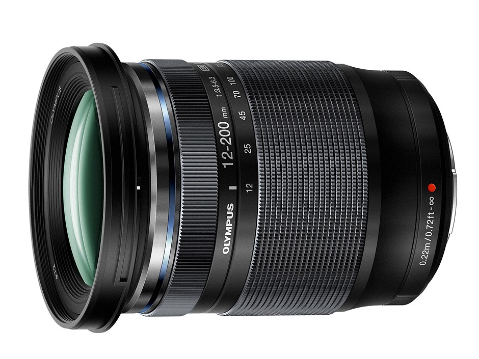 QnA VBage Olympus M.Zuiko Digital ED 12-200mm F3.5-6.3 boasts 16.6x magnification