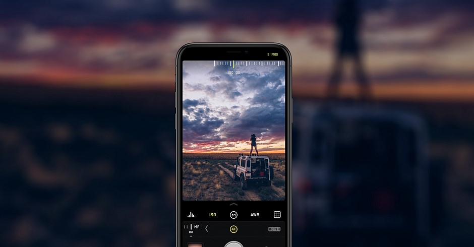 Before and after: Shooting Raw with the iPhone X
