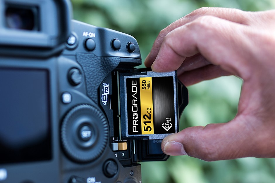 Ex-Lexar execs have launched a new memory card company, here's why you should care