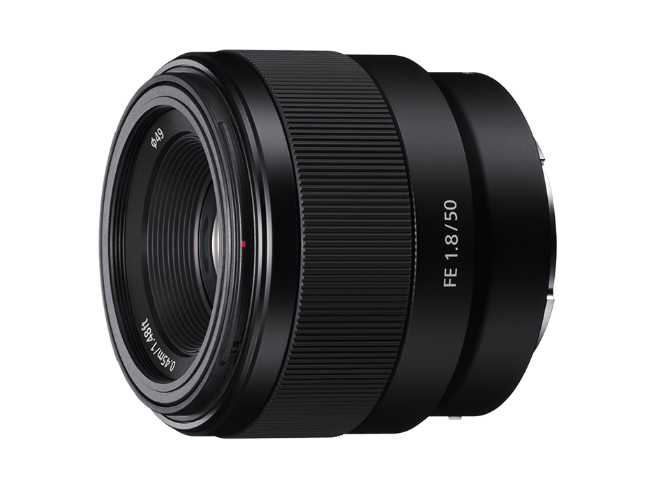 Sony Announces 50mm F1 8 And 70 300mm F4 5 5 6 Full Frame