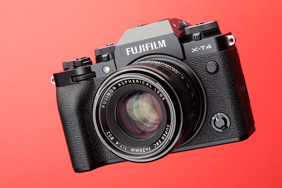 Fujifilm X-T4 initial review