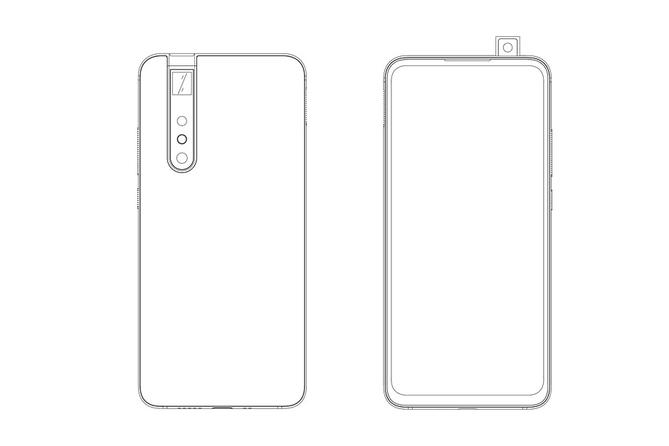 Xiaomi patent hints at future smartphone with pop-up selfie camera and 8K recording