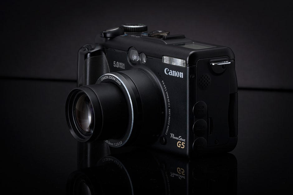 The camera I almost bought (again and again): The Canon PowerShot G5