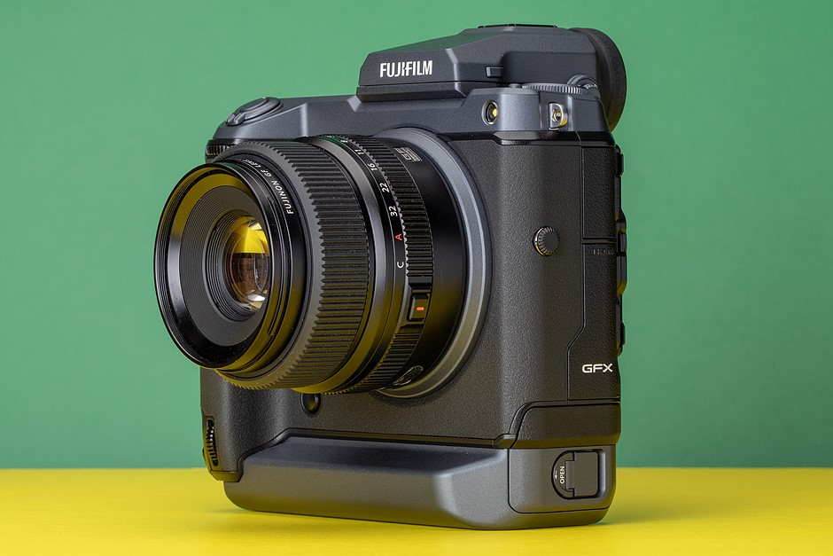 Fujifilm GFX 100 review: Digital Photography Review