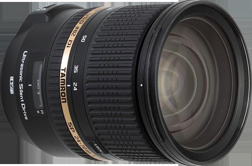 Tamron SP 24-70mm F/2.8 Di VC USD review
