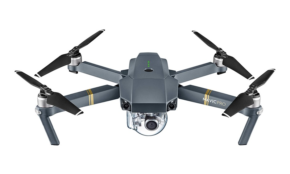 DJI 'AeroScope' tech shares your drone's ID and location with law enforcement