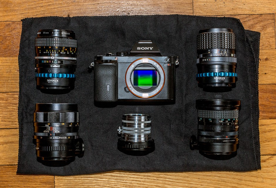 Using Third Party Lenses On The Sony A7 A7r Digital