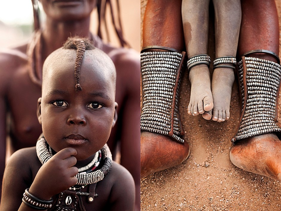 Photo story of the week: Shooting portraits of the Himba people in Namibia