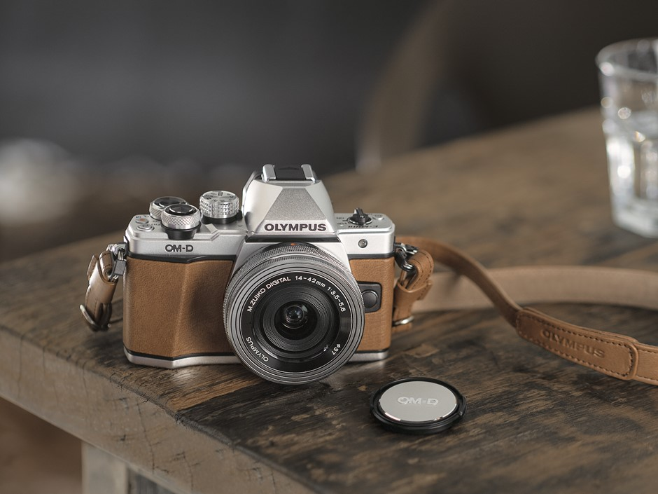 Olympus Fox Brown Limited Edition Om D E M10 Ii Launched