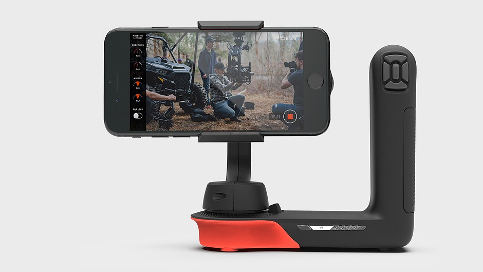 Freefly unveils Movi iPhone stabilizer: A 'portable, adaptable, and intuitive cinema robot'