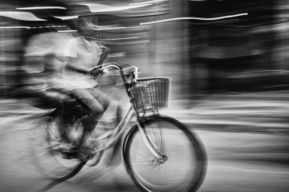 Photo story of the week: Locomotion