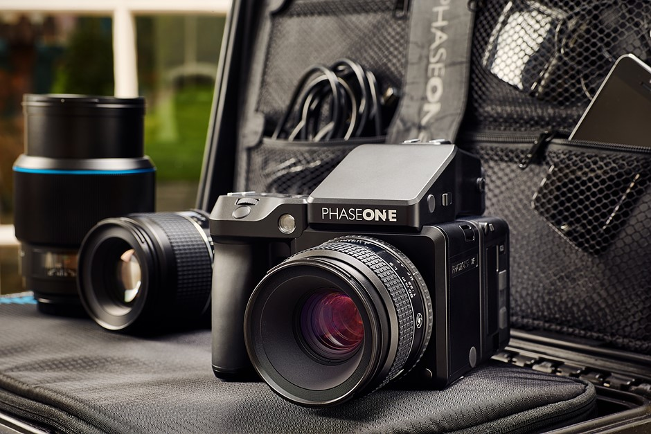 Serious resolution: Phase One XF with IQ3 100MP back