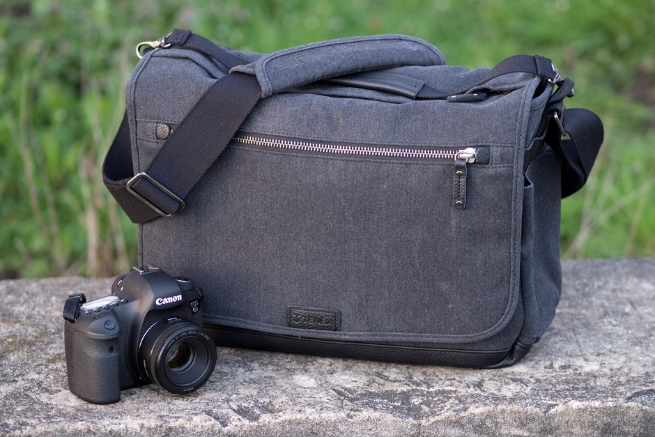 Accessory Review Tenba Cooper Messenger Bag Digital