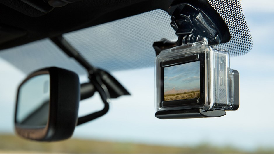 Gopro Dash Cam >> GoPro mount becomes standard accessory for next year's ...
