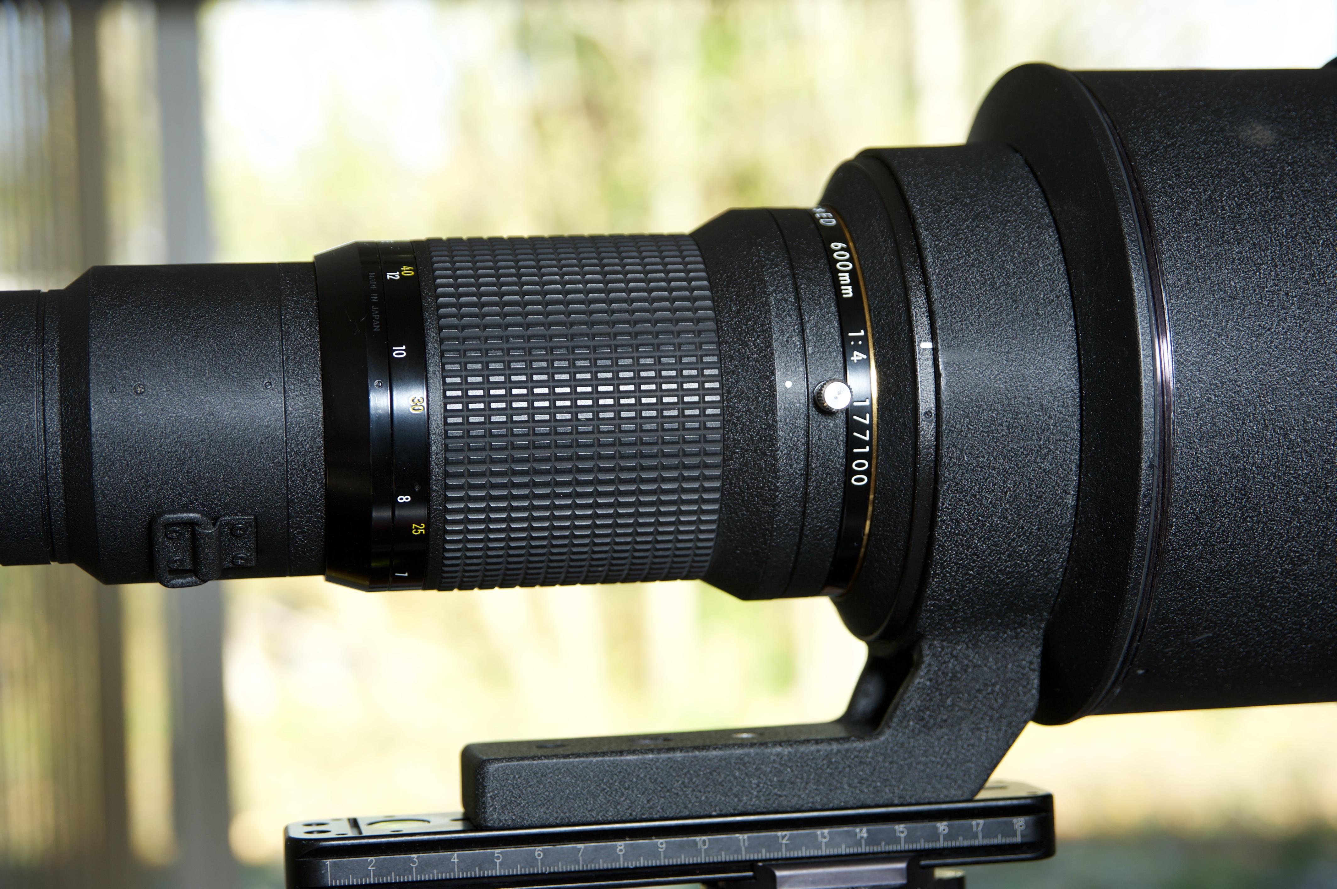 nikon 600mm f 4 manual focus for sale and wanted forum digital rh dpreview com Nikon D800 Manual Espanol Nikon D5300 Manual