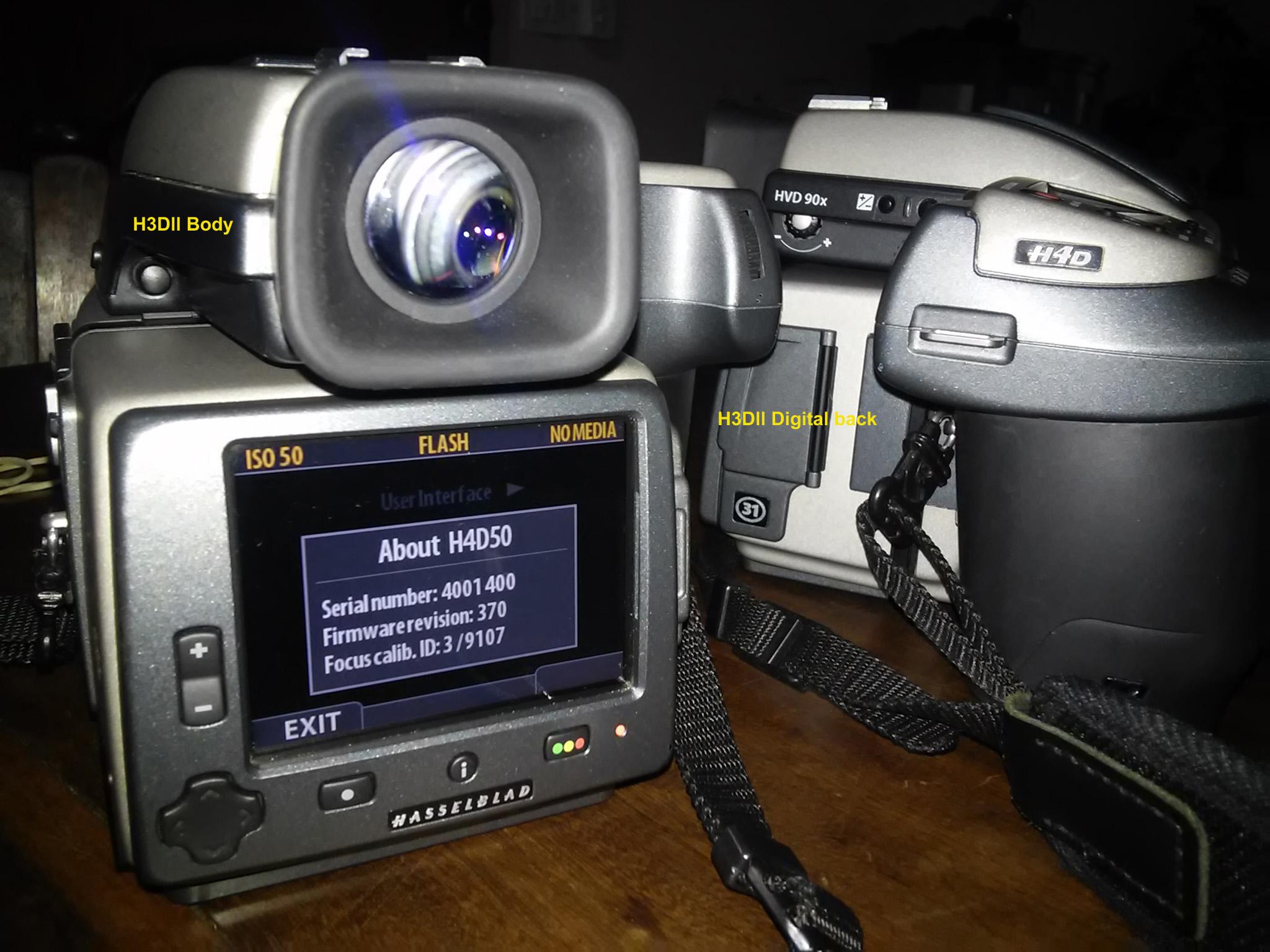 Hasselblad H4D-50 Digital Back Driver Download