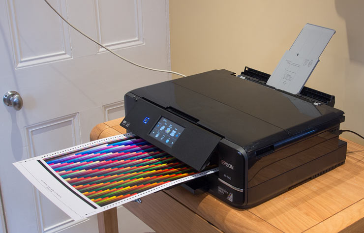 Epson XP-960 Printer profiling gives even worst results: Printers