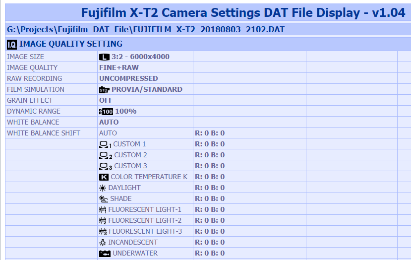 Fujifilm XT2 Firmware Update 4 20 - Video Storing Issue
