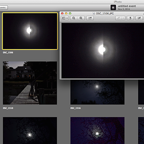 Why is iPhoto destroying my pictures?