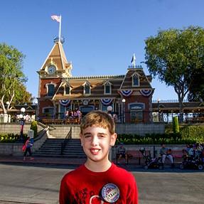 A700 pic at Disneyland  2012.