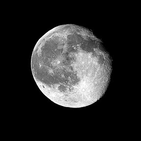 Very High Res Moon Stitched from Multiple images P900
