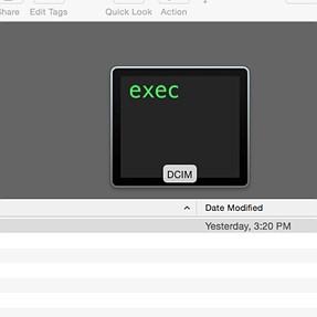 Strange Issue with Fuji X100S and Mac OSX