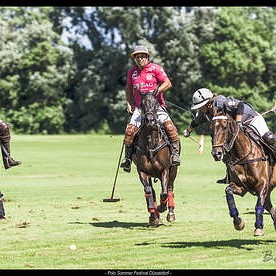 K-1 does polo action