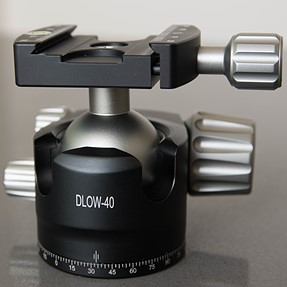 Desmond DLOW-40MM Ball Head