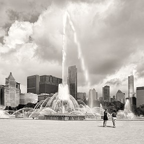 Chicago - Summer Afternoon