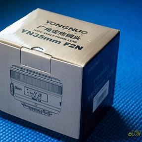 Yongnuo YN35mm F2N for Nikon