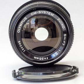 Olympus OM fit 35mm Shift Lens