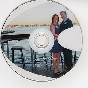 Problems printing on discs