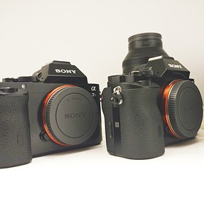 TWO A7S bodies with 28-70 lens FOR SALE