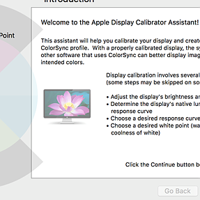 Colors not even close, no option to calibrate