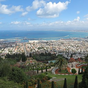 SX40 Visits Israel