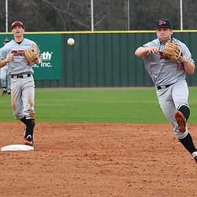 college baseball season began this weekend
