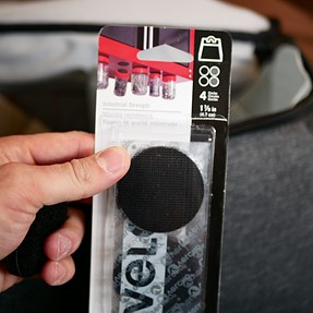 Peak Design everyday backpack cool idea for lens caps