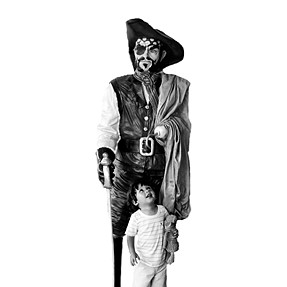 The pirate and the child