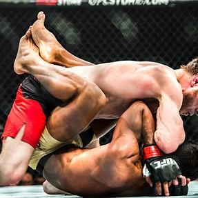 UFC 210 - Photography (Cageside) - Buffalo, NY - 4/8/17
