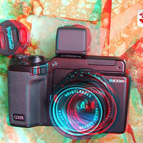 A Camera Anaglyph